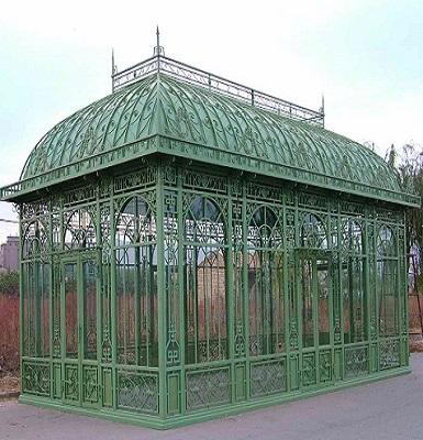 Gazebo Long Iron The Conservatory