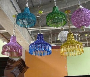 Decorative chandeliers the conservatory ufo mozeypictures Gallery