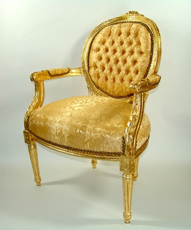 Tremendous Upholstery Golden Bedroom Chair The Conservatory Machost Co Dining Chair Design Ideas Machostcouk